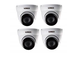 lorex 4pack lae223 high definition 1080p dome security camera