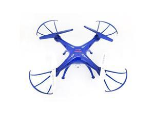 syma x5sw1 fpv hd camera drone with real time transmission in exclusive blue design with extra battery x5sw