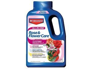bayer advanced 701110a all in one rose and flower care granules, 4pound