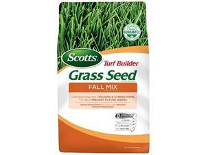 scotts turf builder grass seed  fall mix, 15pound not sold in louisiana