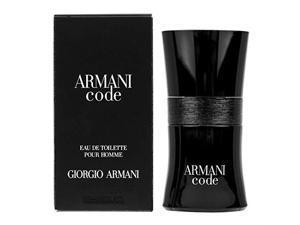 armani code by giorgio armani for men. eau de toilette spray 1ounce