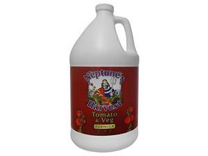 neptune's harvest tv191 tomato & veg formula 242 fertilizer, 1 gallon