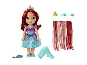 disney princess style me princess ariel toy