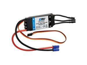 eflite 70amp switch mode bec brushless esc with ec3, efla1070