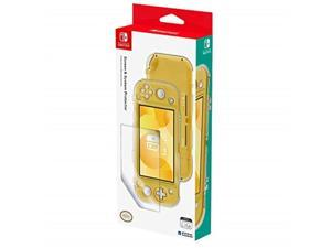 nintendo switch lite screen & system protector set by hori  officially licensed by nintendo