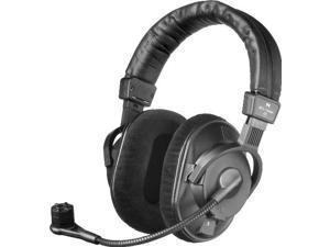 beyerdynamic dt297pvmkii80 headset with cardioid condenser microphone for phantom power, 80 ohms