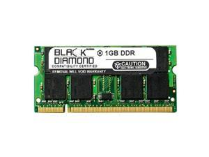 200 pin 266Mhz DDR266 PC2100 for FIC AN5W Notebook 1 GB MemoryMasters 1GB 512MBx2 512MBx2 DDR SODIMM