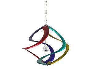 red carpet studios cosmix rainbow spinner with crystal