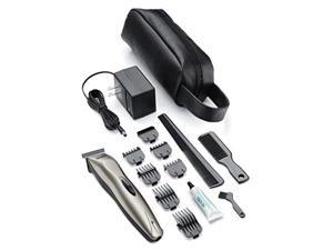 Andis Cord/Cordless Personal Trimmer 14-Piece Kit