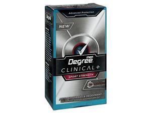degree sprt strngth mens antprsnt deod 1.7 oz, pack of 12