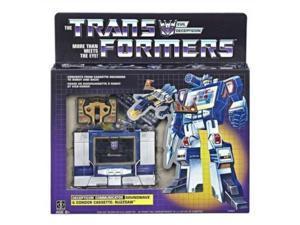 transformers vintage g1 exclusive decepticon soundwave with buzzsaw cassette reissue