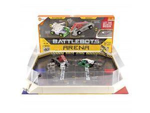 hexbug battlebots arena bronco and witch doctor