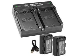 npfz100 replacement battery and dual bay charger set compatible with sony a6600, a7r iv, a7riii, a7r3, a7 iii, alpha 9, sony a9, alpha a9 ii, alpha 9r, a9r, alpha 9s 2pack, 2280mah by bm premium