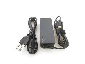 laptop charger 65w watt usb type cusbc ac power adapter for lenovo thinkpad yoga,adlx65ydc3a,adlx65ycc3a,adlx65ylc3a