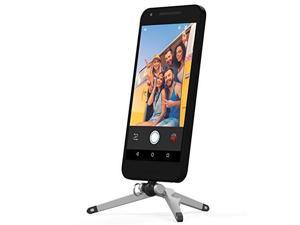 kenu stance | compact key ring cell phone tripod stand | iphone 11 pro max/11pro/11, iphone xs max/xs/x/xr, iphone 8 plus/8, iphone 7 plus/7, iphone 6s plus/6s/6 plus/6, iphone se/5s/5c/5 | black