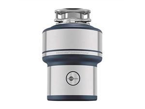 insinkerator prestige evolution prestige 1hp noise insulated garbage disposal, silver