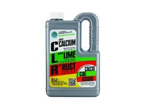 calcium, lime, and rust remover 28 oz  2 pack