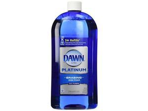 dawn direct foam dishwashing foam refill, fresh rapids, 30.9 oz2 pack