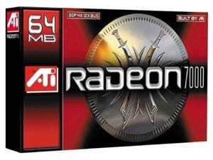 ati technologies radeon 7000 graphics card 64mb