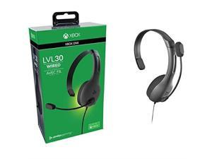 PDP LVL30 Wired Chat Headset For Xbox Series X S, Xbox One