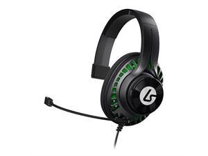 lucidsound ls1x premium chat gaming headset for xbox one  xbox one