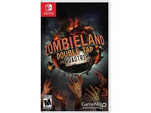 zombieland: double tap  roadtrip  nintendo switch standard edition