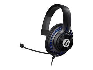 lucidsound ls1p premium chat gaming headset for ps4  playstation 4