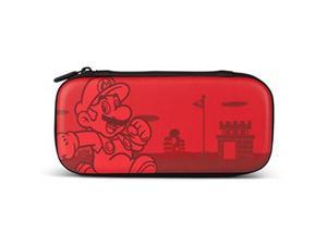 power a stealth case kit for nintendo switch lite  super mario  nintendo switch