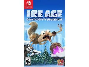ice age: scrat's nutty adventure  nintendo switch