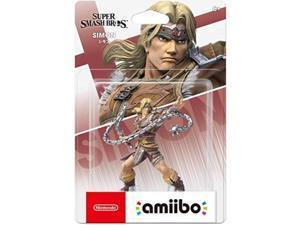 nintendo amiibo  simon  super smash bros. series  switch