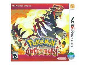 3ds pokemon omega ruby  world edition