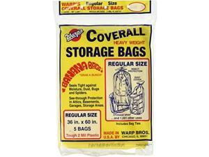 "warp brothers fba_cb36 cb36 banana, 536""x60"" regular storage bags"