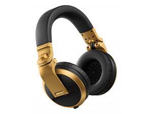 pioneer hdjx5btn headphones, gold