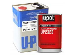 upol 2892 high solids urethane 4.4 voc high solids spot repair urethane clearcoat kit with standard 65 to 90f temperature hardener