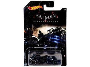 hot wheels, 2015 batman, batman: arkham knight video game batmobile exclusive diecast vehicle #6/6