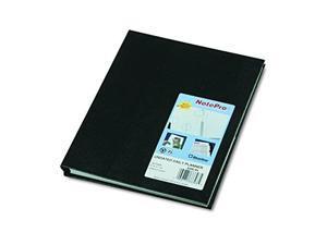 blueline a29c81 notepro undated daily planner, 91/4 x 71/4, black