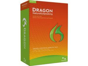 dragon naturallyspeaking home 12.0, english old version