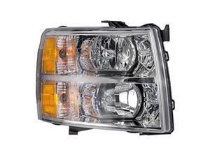 eagle eyes gm436b001r chevrolet passenger side head lamp