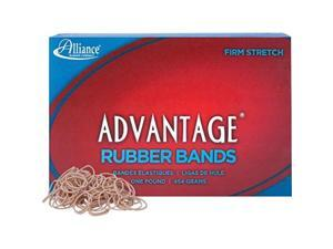 alliance 26105 rubber bands size 10 1 lb. 11/4inch x1/16inch approx.3700/bx nat