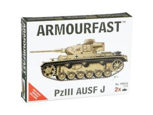 armourfast panzer iii ausf j tank set of 2 1/72scale