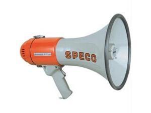 megaphone, 141/4 in, siren