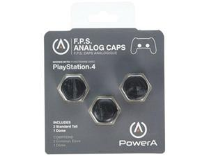 Powera[r] 1428775-01 Analog Caps For Playstation[r]4 Wireless Controller [f.p.s.]