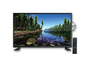 "Supersonic 32"" Widescreen LED HDTV, Built in DVD Player with HDMI SC-3222"