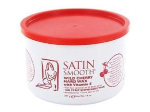 satin smooth wild cherry wax 12 pack *best savings value pack*