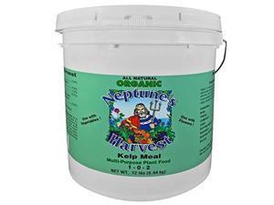 Neptune's Harvest Kelp Meal Fertilizer - Green Label - 12 Lb Garden