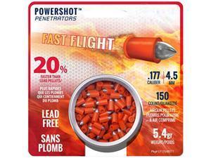 Crosman Powershot Fast Flight Penetrators .17 Cal. 150 Count LF1754