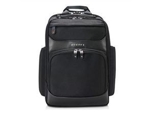 Everki Onyx Premium Travel Friendly Laptop Backpack 15.6 inch Black Bags and Sleeves