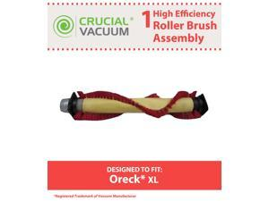 1 Oreck XL Roller Brush Fits Most Oreck XL Vacuum Cleaners; Compare To Oreck Part # 016-1152, 7520201; Engineered & Manufactured By Crucial Vacuum