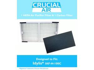Idylis Air Purifier Filter, Fits IAP-GG-125 Air Purifier - Newegg com