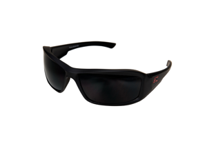 Edge Eyewear TXB236 Brazeau - Matte Black(Torque) / Polarized Smoke Lens